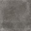 Ступень Carpet темно-коричневый рельеф CP4A516