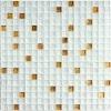 Мозаика Classik day глянц. чип 15мм на сетке ПВХ