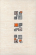 Декор Laura LR-D2-OR Cube оранжевый