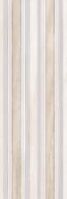 Декор Tender Marble полоски голубой 1064-0042