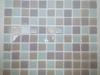 Мозаика Nice светло-бежевый микс размер чипа 25*25*3,5 мм