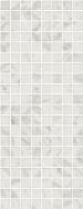 Декор Алькала белый мозаичный MM7203