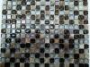 Мозаика Creative коричн.- бронз. микс размер чипа 15*15*6 мм