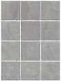 Плитка Дегре серый 1299 полотно из 12 частей 9,9х9,9