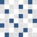 Мозаика City Colors Blue CGTMBL23004