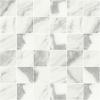 Мозаика Silver белый