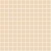 Темари беж темный матовый мозаика 20075 N