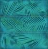 Панно Ипанема зеленое (из 3-х плиток)