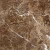 Керамогранит Имперадор коричневый PR полированный PR0001