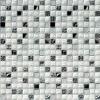 Мозаика Metallica рельеф. чип 15мм на сетке ПВХ