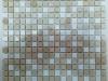 Мозаика Geos бело-беж. микс размер чипа 15*15*4 мм