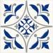 Декор  Сиди-Бу-Саид 14-03-65-1000-3