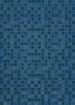 Плитка Квадро синий