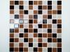 Мозаика Effect коричн. микс размер чипа 25*25*3,5 мм