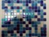 Мозаика Cosmo сине-голуб. микс с перл. размер чипа 20*20*4 мм