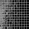 Темари черный мозаика 20004