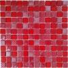 Мозаика Aster рельеф. чип 23мм на сетке ПВХ