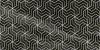 Декор Crystal Fractal чёрный