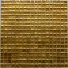 Мозаика Classik gold глянц. чип 15мм на сетке ПВХ