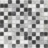 Мозаика Angel рельеф. чип 23мм на сетке ПВХ