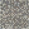 Мозаика Crema мат. чип 12мм на сетке ПВХ