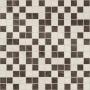 Мозаика Crystal коричневый+бежевый