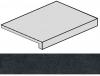 Ступень Materia Titanio угловая правая 620070000833