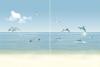 Панно Mauritius P4-2D138 (из 4-х плиток)