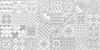Декор Bastion серый 08-03-06-454