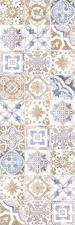 Декор Tender Marble пэчворк голубой 1064-0172