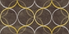 Декор Crystal Resonanse коричневый