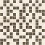 Мозаика Genesis коричневый+бежевый