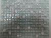 Мозаика Flex белый с перламутром размер чипа 15*15*6 мм
