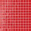 Темари красный мозаика 20005