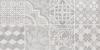 Декор Bastion с пропилами мозаика серый 08-03-06-453